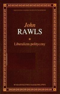 Okładka książki Liberalizm polityczny