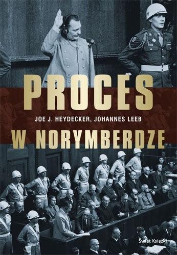 Okładka książki Proces w Norymberdze