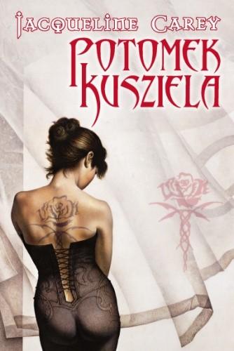 Okładka książki Potomek Kusziela