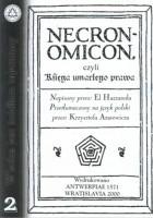 Necronomicon czyli Księga zmarłego prawa