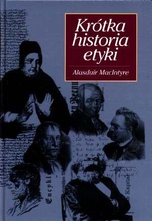 Okładka książki Krótka historia etyki