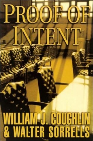 Okładka książki Proof of Intent