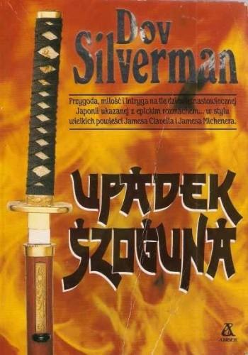 Okładka książki Upadek szoguna