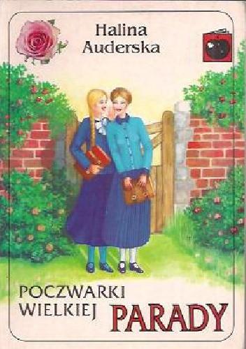 Okładka książki Poczwarki Wielkiej Parady: Pamiętnik maturzystki