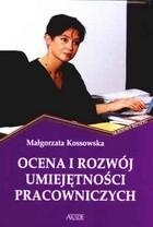 Okładka książki Ocena i rozwój umiejętności pracowniczych