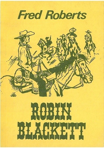 Okładka książki Robin Blackett