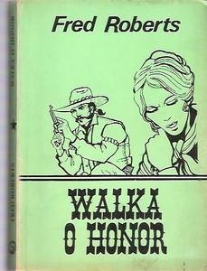 Okładka książki Walka o honor