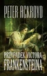 Okładka książki Przypadek Victora Frankensteina