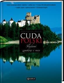 Okładka książki Cuda Polski - śladami zamków i ruin