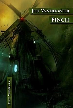 Okładka książki Finch