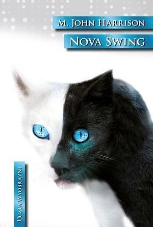 Okładka książki Nova Swing