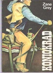 Okładka książki Koniokrad