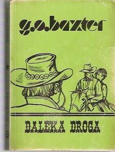Okładka książki Daleka droga
