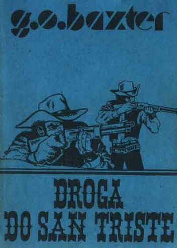 Okładka książki Droga do San Triste