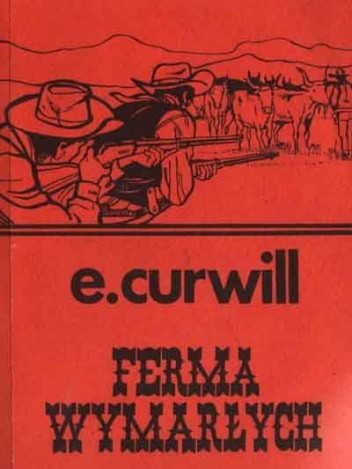 Okładka książki Ferma wymarłych
