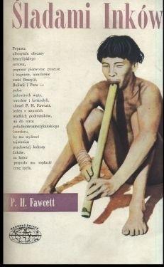 Okładka książki Śladami Inków