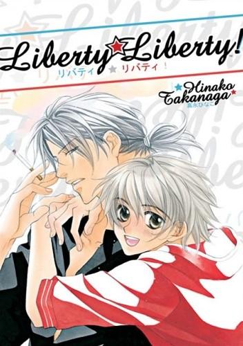 Okładka książki Liberty Liberty!