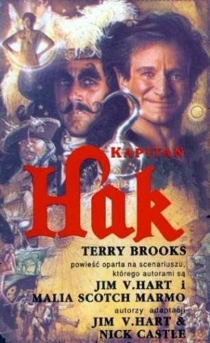 Okładka książki Kapitan Hak