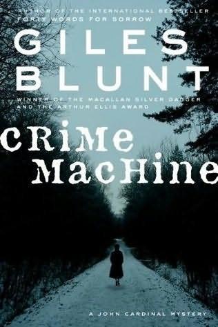 Okładka książki Crime Machine