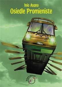 Okładka książki Osiedle Promieniste