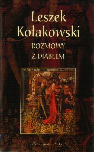 Okładka książki Rozmowy z diabłem