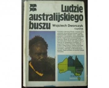 Okładka książki Ludzie australijskiego buszu