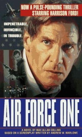 Okładka książki Air Force 1