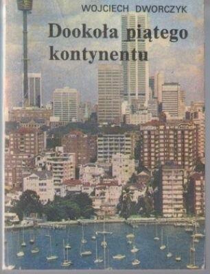 Okładka książki Dookoła piątego kontynentu