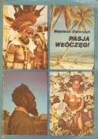 Okładka książki Pasja włóczęgi