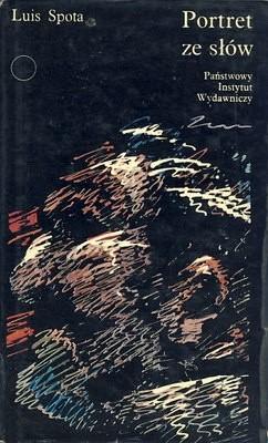 Okładka książki Portret ze słów