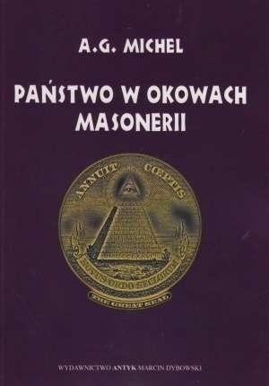 Okładka książki Państwo w okowach masonerii