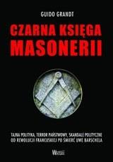 Okładka książki Czarna księga masonerii