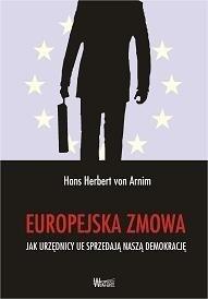 Okładka książki Europejska zmowa