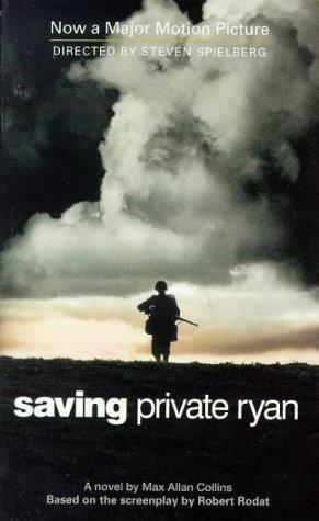 Okładka książki Saving Private Ryan