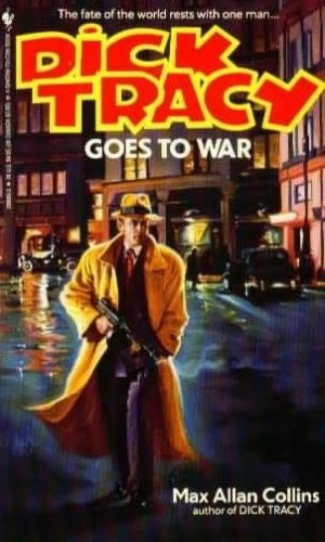 Okładka książki Dick Tracy Goes to War