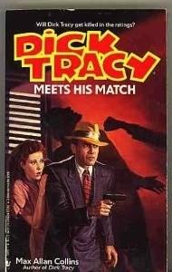 Okładka książki Dick Tracy Meets His Match