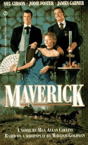 Okładka książki Maverick