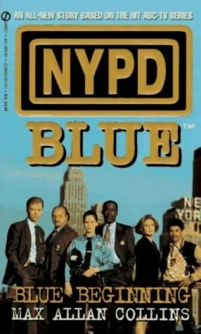 Okładka książki NYPD Blue: Blue Beginning