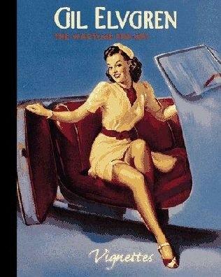 Okładka książki Gil Elvgren