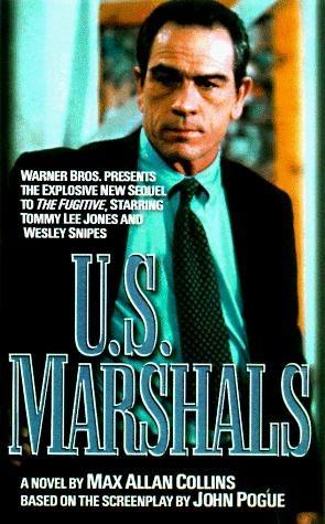 Okładka książki U.S. Marshals
