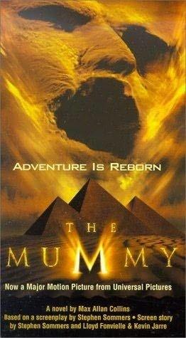Okładka książki The Mummy