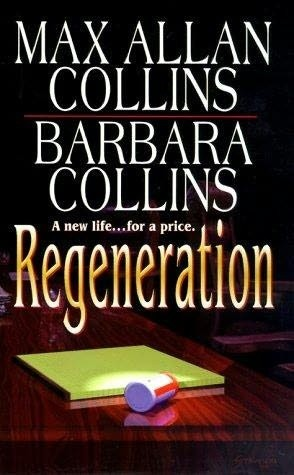 Okładka książki Regeneration