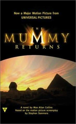 Okładka książki The Mummy Returns