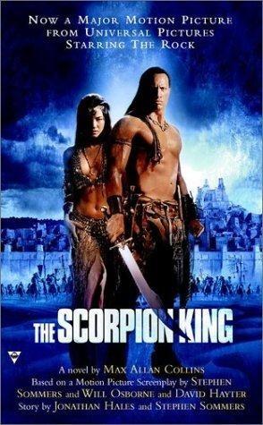 Okładka książki The Scorpion King