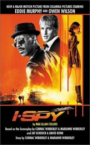 Okładka książki I Spy