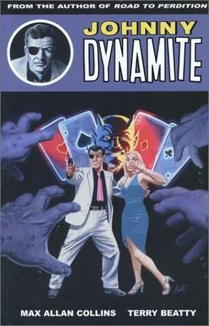 Okładka książki Johnny Dynamite