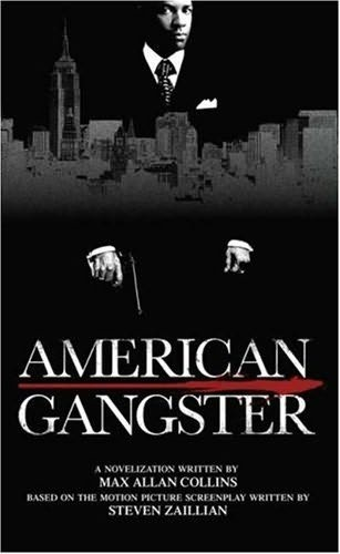 Okładka książki American Gangster