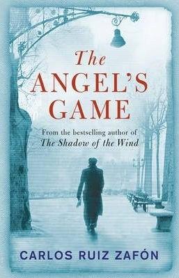 Okładka książki The Angel's Game