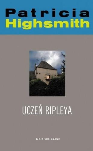 Okładka książki Uczeń Ripleya