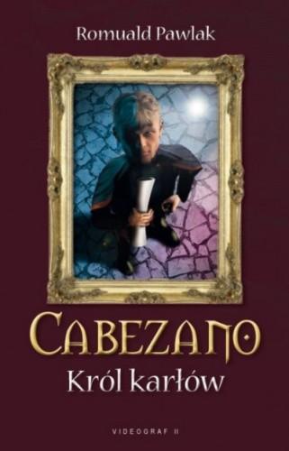 Okładka książki Cabezano. Król karłów